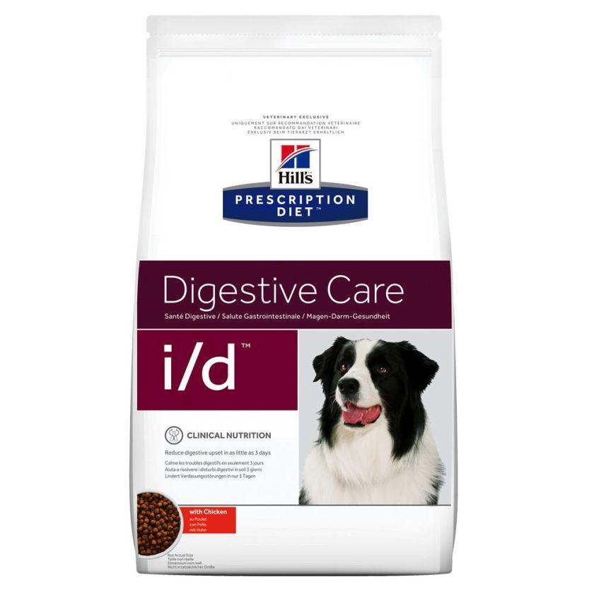 5kg i/d Digestive Care Hill's Prescription Diet Croquettes pour chien