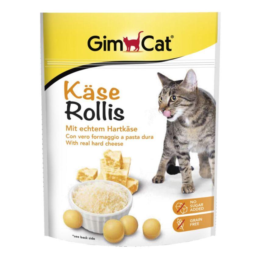 Gimcat Friandises au fromage pour chat - 140 g