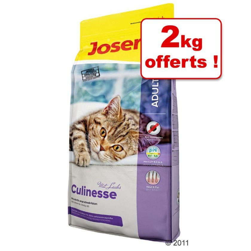 Croquettes Josera 10 kg + 2 kg offerts ! - Culinesse
