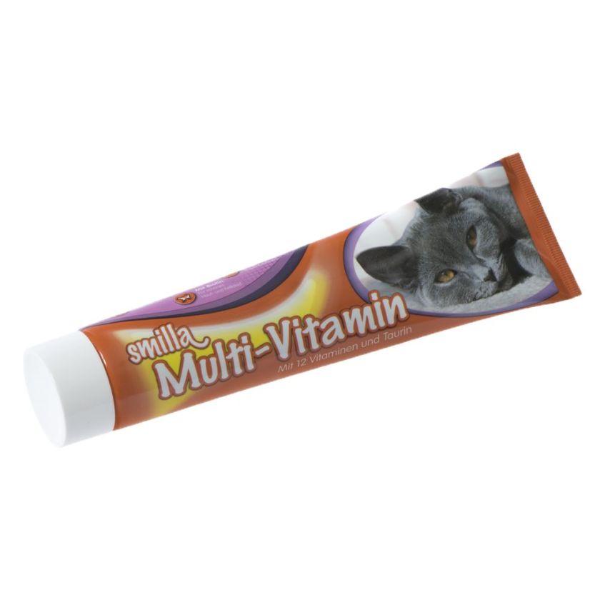 Smilla Pâte multivitaminée pour chat - 200 g