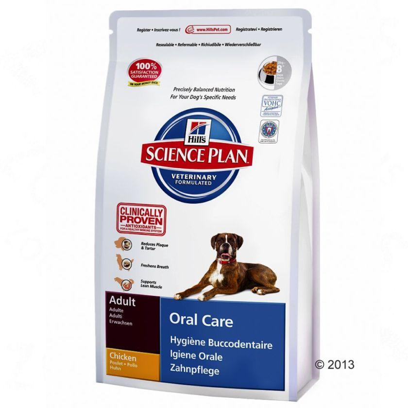 Hill´s Canine Oral Care pour chien - 3 x 2 kg