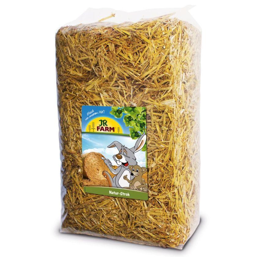 10kg JR Farm Botte de paille - Paille pour lapin et rongeur