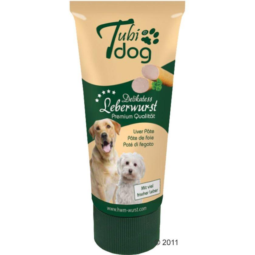 Tubidog pâté de foie pour chien - 75 g