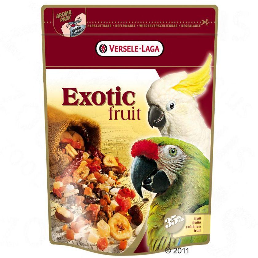 Versele-Laga Exotic Fruit Mélange de fruits pour perroquet - 600 g