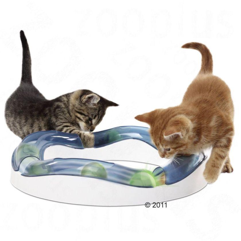 Circuit de vitesse Catit Design Senses Tempo pour chat - 1 jouet