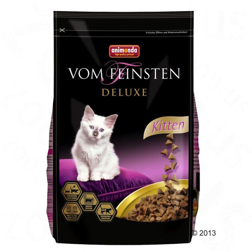 Animonda vom Feinsten Deluxe Kitten pour chaton - 1,75 kg