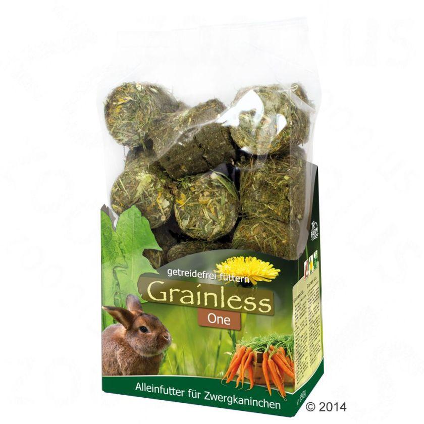 950g Grainless One lapin nain JR Farm - Nourriture lapin nain