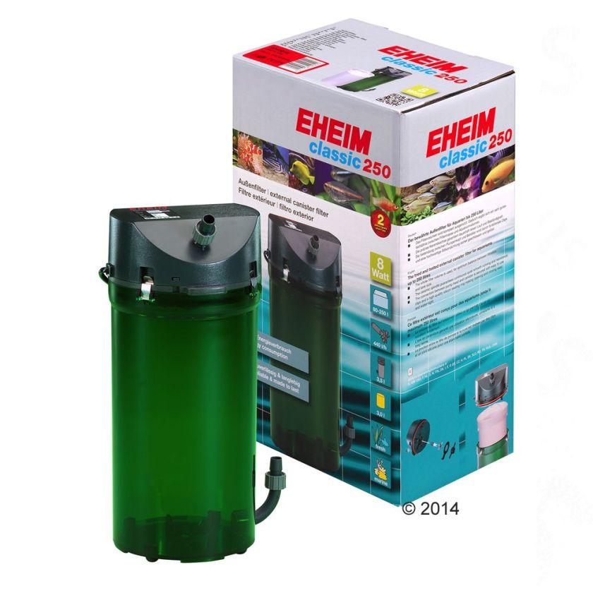 Filtre extérieur pour aquarium Eheim Classic - classic 250, aquarium jusqu´à 250 L