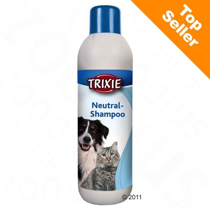 Shampooing neutre Trixie pour chien et chat - 1 L