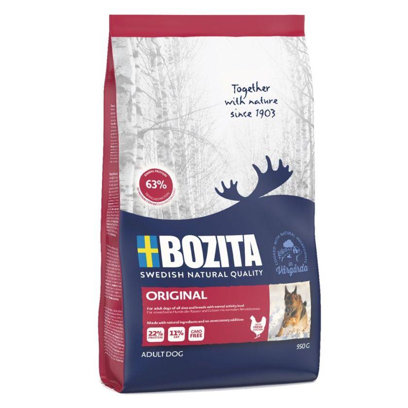 2x12kg Original Bozita pour chien