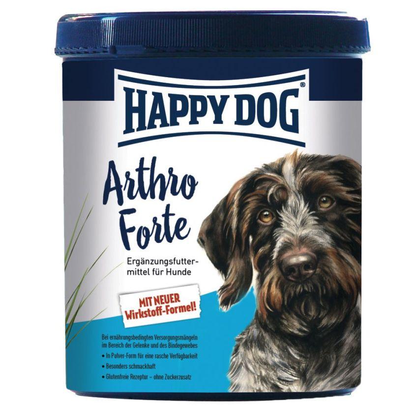 Happy Dog Arthro Forte Complément alimentaire pour chien - 700 g