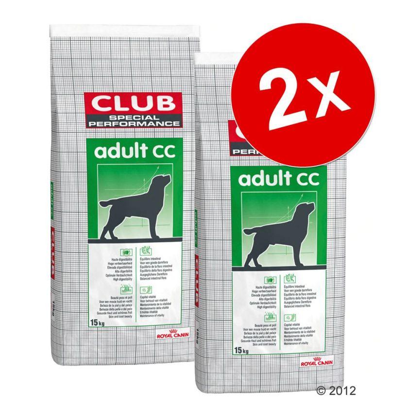 2x15kg Selection Premium 7 Royal Canin
