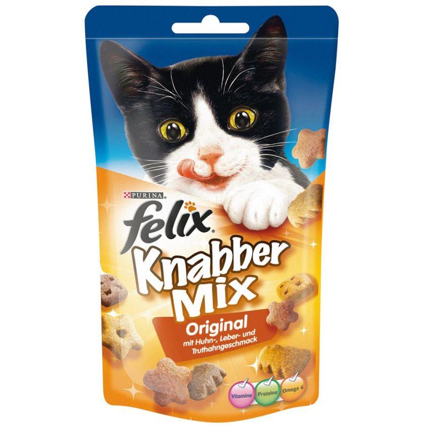 Felix Party Mix Friandises pour chat - 3 x gibier