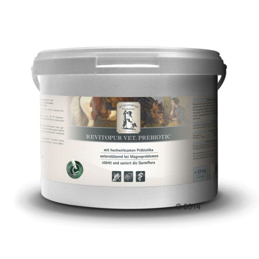 2,5 kg Aliment pour cheval Mühldorfer Revitopur