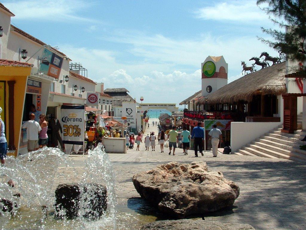 Playa Quinta del Carmen