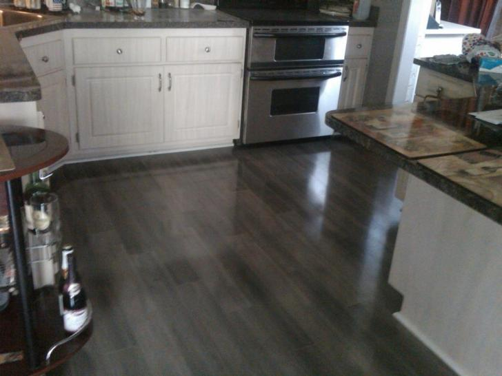 Laminate Floor Kitchen North Star Carpet Flooring Mineola