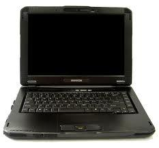 laptop computer with dard lcd screen
