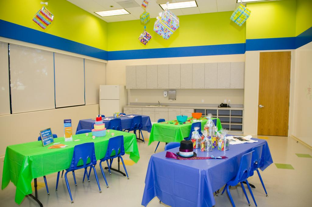 Birthday Party Room From Pretend City Children S Museum In Irvine Ca 92618