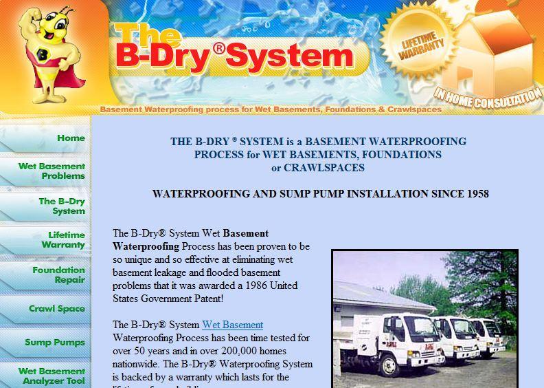 b dry louisville   Diydrywalls.org Bat Waterproofing Louisville Ky on