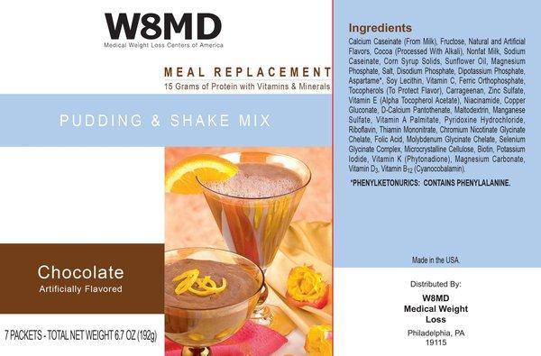 W8MD VLCD diet
