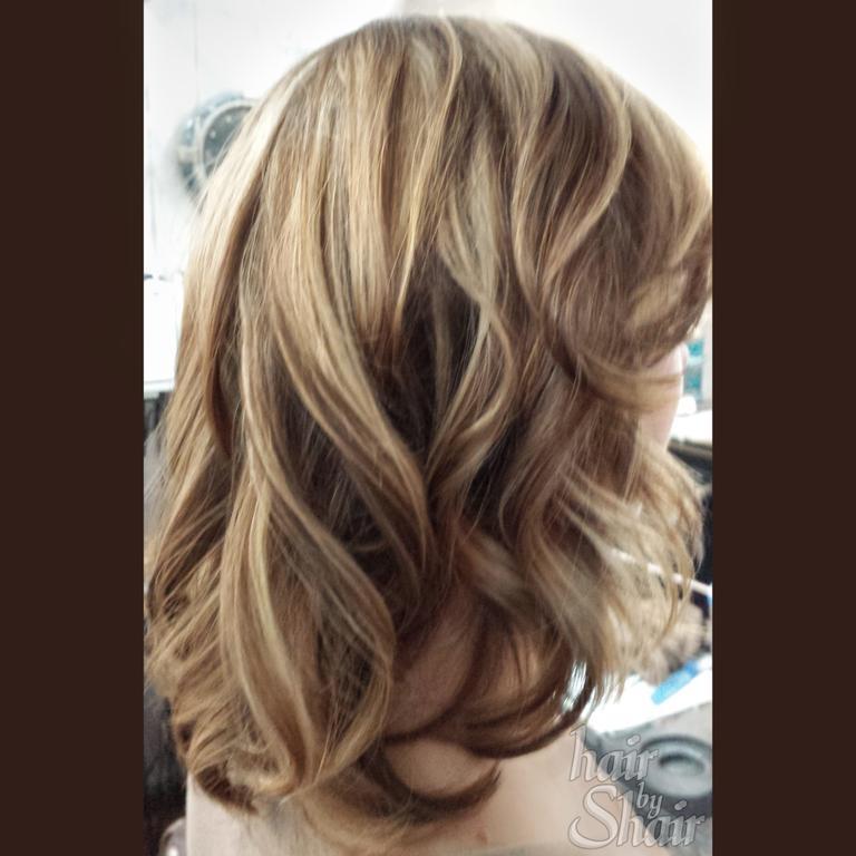 Highlight Lowlight Hair Color Pictures Lightneasy