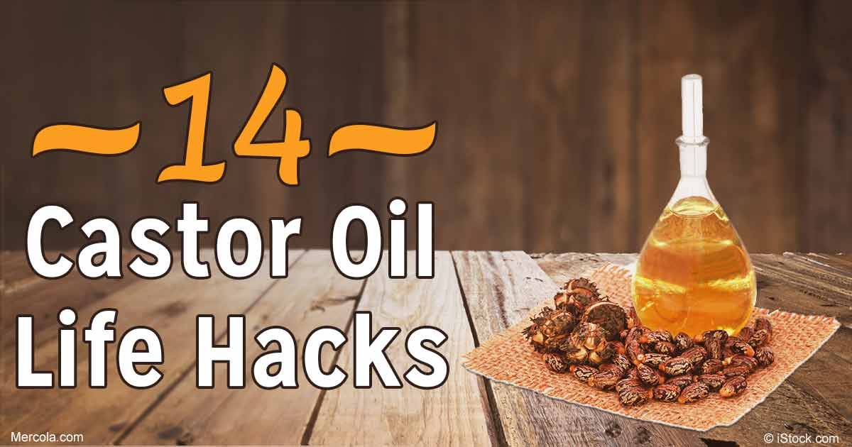 14 Practical Uses Of Castor Oil At Home