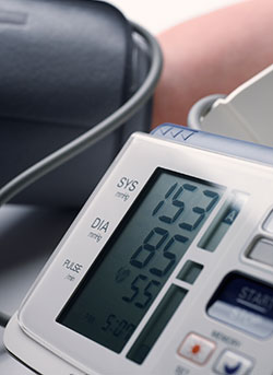 blood pressure detection