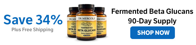 Save 34% on a Fermented Beta Glucans 90-Day Supply