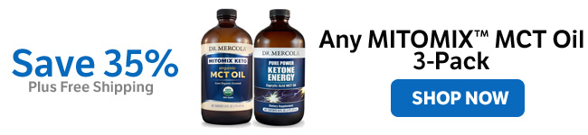 Save 35% on any MITOMIX™ MCT Oil 3-Pack