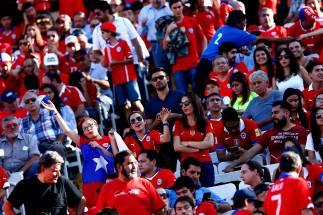 Resultado de imagen para chile paraguay 2017