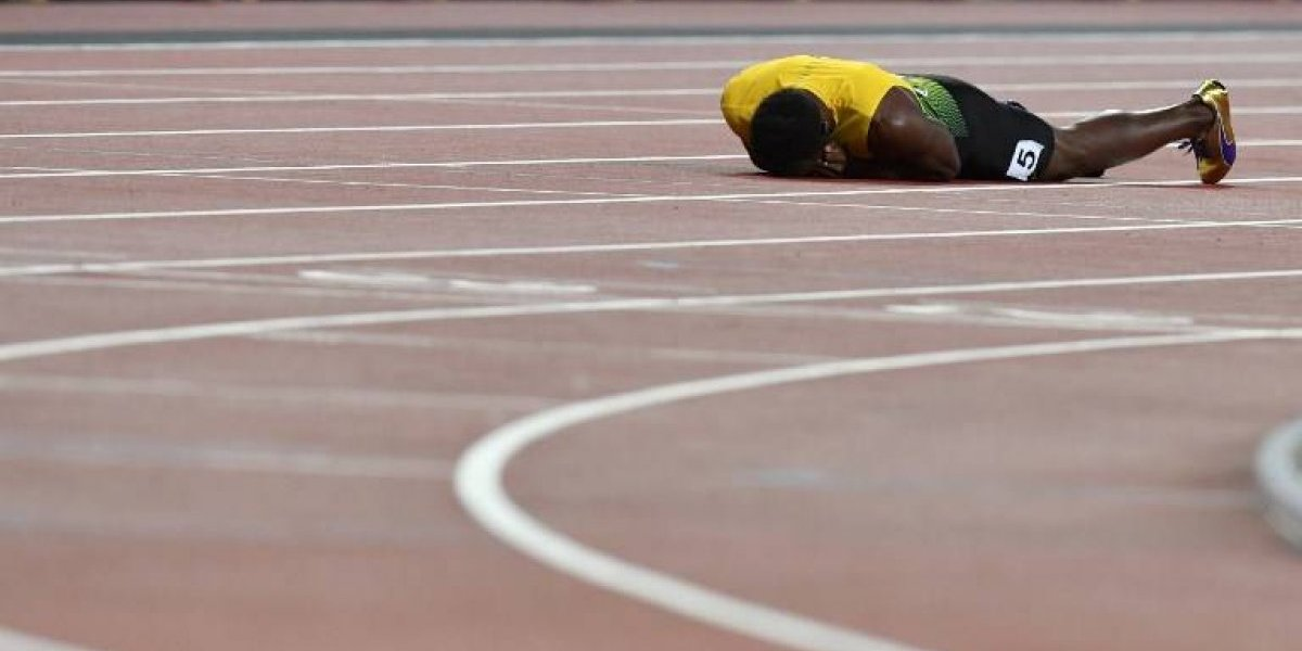 Revelan video de Usain Bolt en una