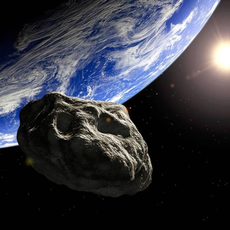 Mini Luna: descubren roca que ha estado orbitando la Tierra durante tres años