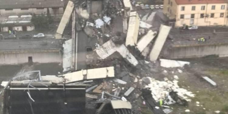 Resultado de imagen para Tragedia a Genova