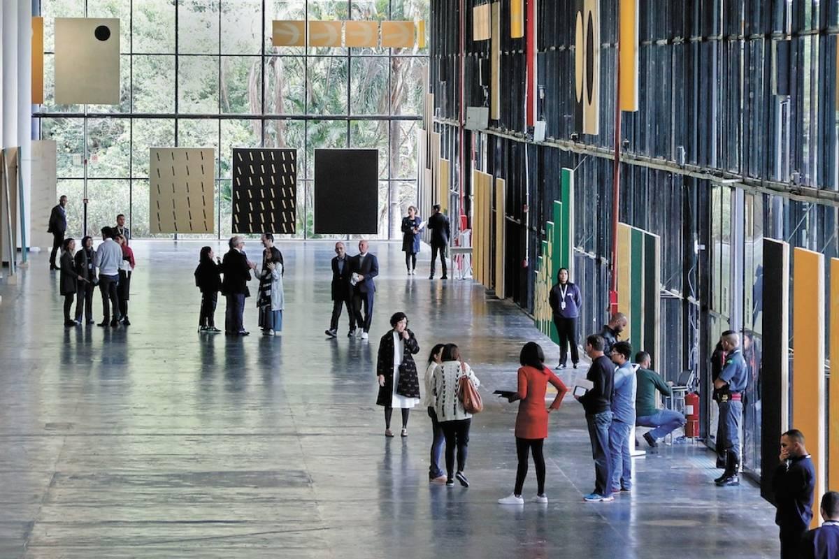 34ª Bienal de São Paulo começa em fevereiro