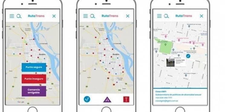 Resultado de imagen para app ruta trans