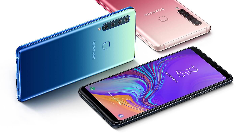 Los Samsung® Galaxy A9 y Galaxy A7 finalmente aparecen a Colombia: Conoce su valor y características