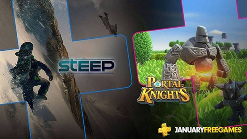 Estos Son Los Juegos Gratuitos De Playstation Plus Para Enero De 2019