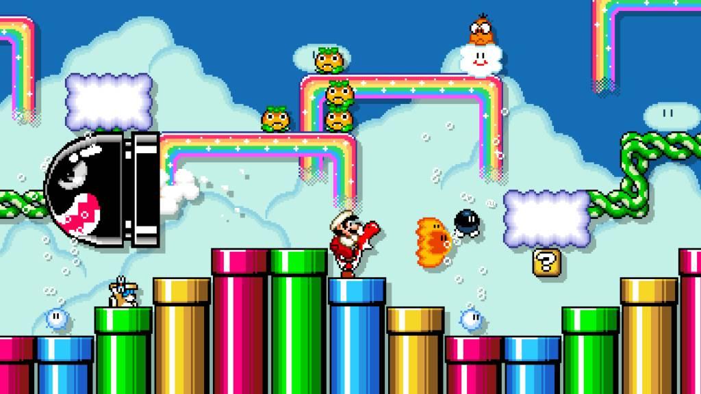 Esto es todo lo que se anunció en el Nintendo Direct de Super Mario Maker 2