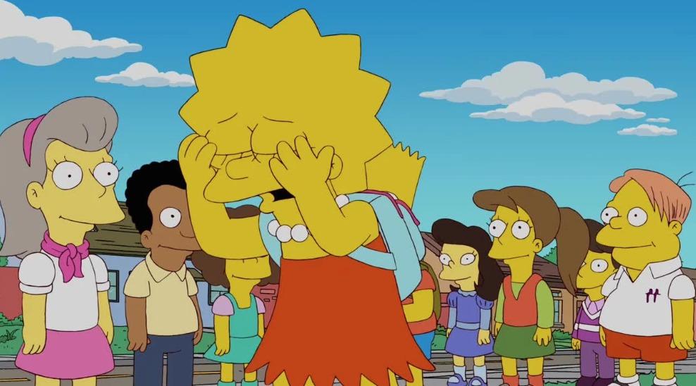 Los Simpson Lady Gaga