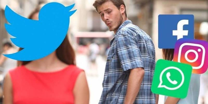 Reportan fallas en Facebook, WhatsApp e Instagram y usuarios reaccionan con memes