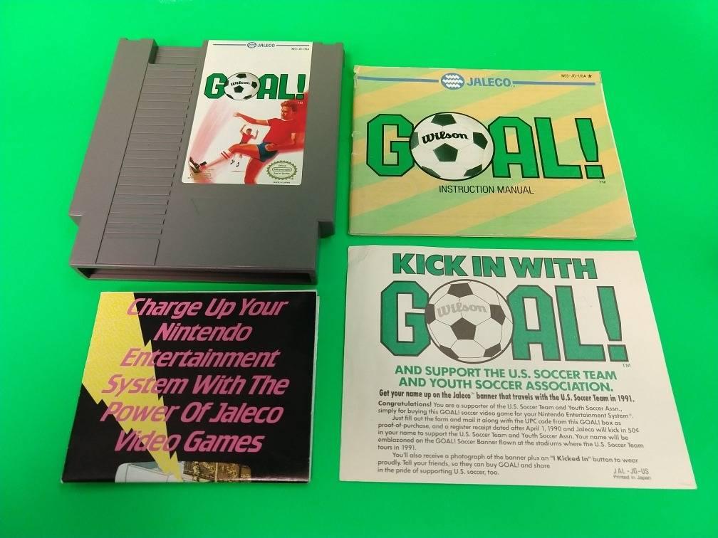 GOAL 1 NES