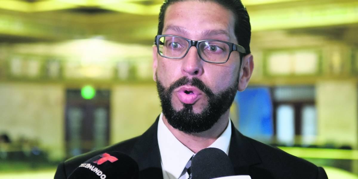 """Rodríguez Aguiló: secretaria de Justicia no debe ocupar el cargo tras """"papelón"""" con informe de almacén"""