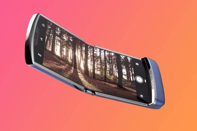 Motorola Razr ha sido escogido como el aparato más complicado de desmontar