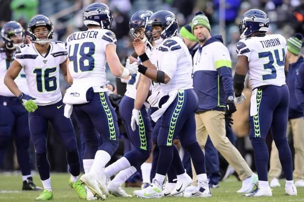 Seahawks y Vikings completan series divisionales de la NFL