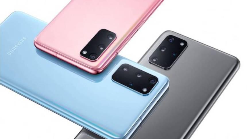 Samsung Galaxy S20 México