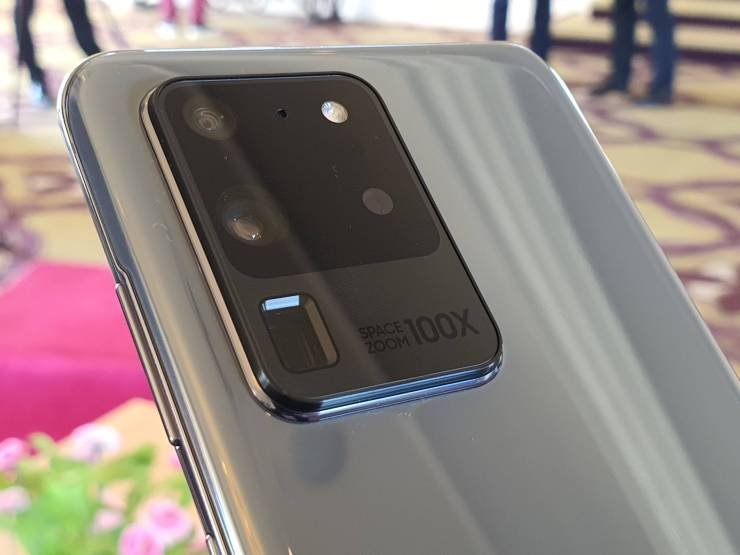 Samsung: Mira el nuevo Galaxy S20 Ultra desarmado por completo