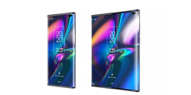 TCL tiene un prototipo de un smartphone con pantalla expansible que se convierte en tablet. Se supone sería su gran sorpresa del MWC 2020.