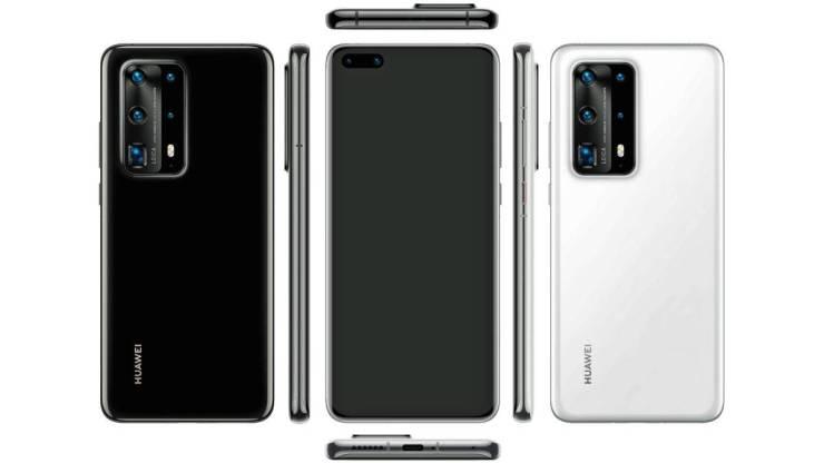 Huawei P40 Wi-Fi