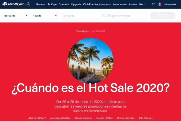 Ofertas Hot Sale 2020