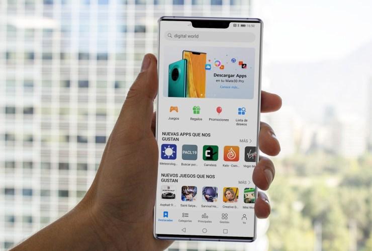 Huawei: conoce la aplicación con la que la compañía reemplazo a Google News